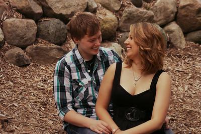Engagement photos edited